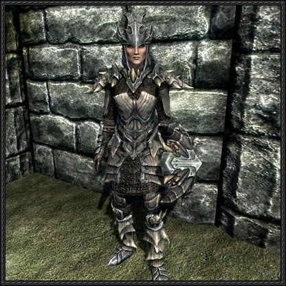 The Elder Scrolls V: Skyrim - Female Dragonscale Armor Free Papercraft Download - http://www.papercraftsquare.com/elder-scrolls-v-skyrim-female-dragonscale-armor-free-papercraft-download.html