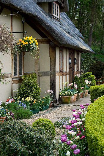 Spring, Little Larford, Worcestershire