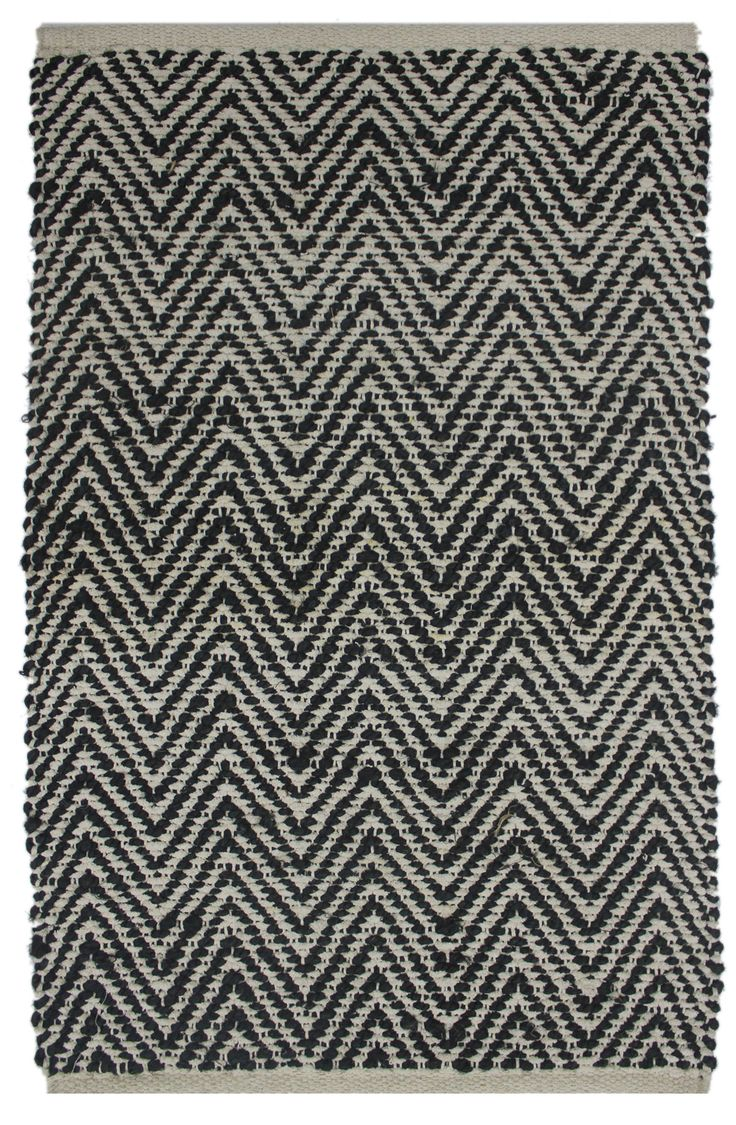 best black  white images on pinterest  area rugs black and  - jute  chenille wsch black rug
