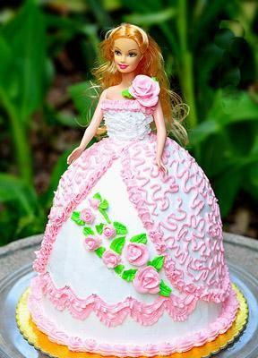 Le gâteau Barbie fait fureur à Taïwan