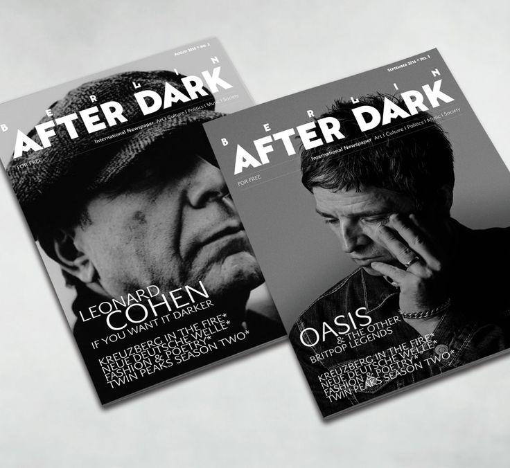 grafický design a sazba časopisů