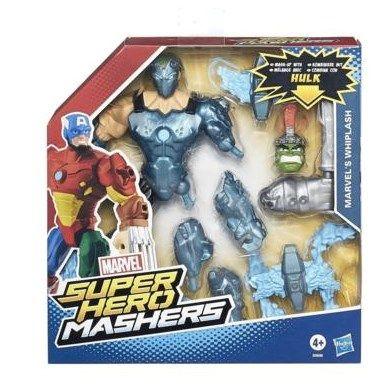 Marvel Avengers, Whiplash Mash-Up Pack, Super Hero Mashers