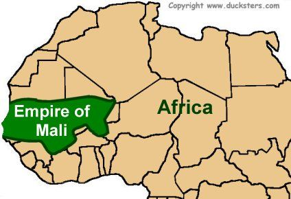 Ancient Africa for Kids: Empire of Ancient Mali background information