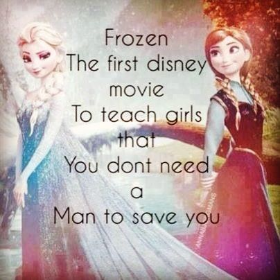 Disney Movie Quotes About Love Frozen - this movie is...
