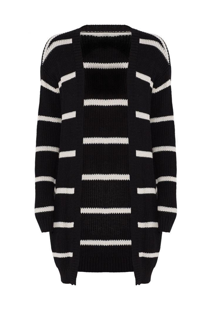Best 25  Striped cardigan ideas on Pinterest   Grey hair pregnancy ...