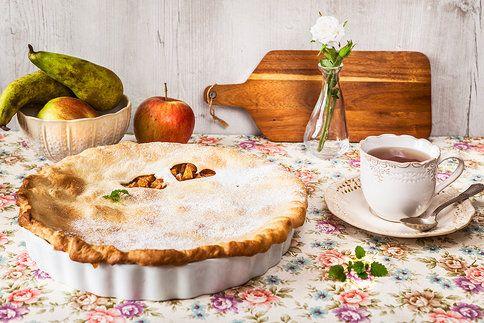 Jablečný páj je vespod vláčný a navrchu křupavý!