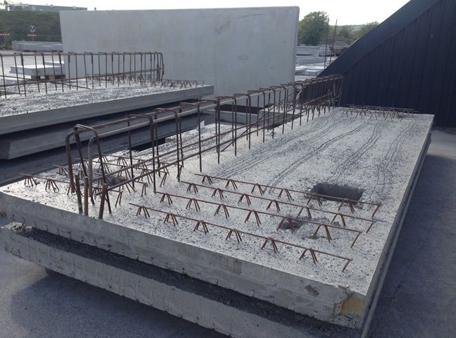 Precast Super Wideslab® wins out again for its structural properties on this development