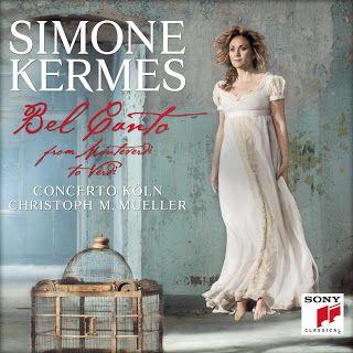 Simone Kermes - Bel Canto