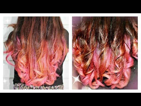 Garnier Color Styler Intense Wash-Out Hair Color - Pink Pop Review & Demo - http://47beauty.com/garnier-color-styler-intense-wash-out-hair-color-pink-pop-review-demo/ http://47beauty.com/beauty-tutorials/garnier/   https://www.avon.com/?repid=16581277  Hi guys! Some of you were wondering why my pink hair has faded and this is why! It's because I used Garnier's wash-out hair color styler! For me, it lasted about 2 weeks! I hope you guys find this helpful! �