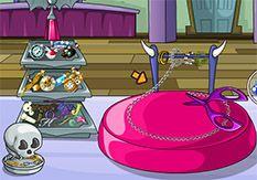 Juegos Monster High - Collares Monster High - Jugar Gratis Online