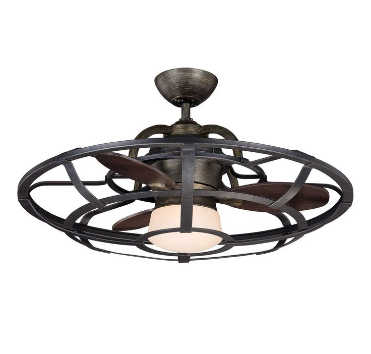 Savoy House Lighting 26-9536-FD-196 Alsace Transitional Ceiling Fan SVH-26-9536-FD-196
