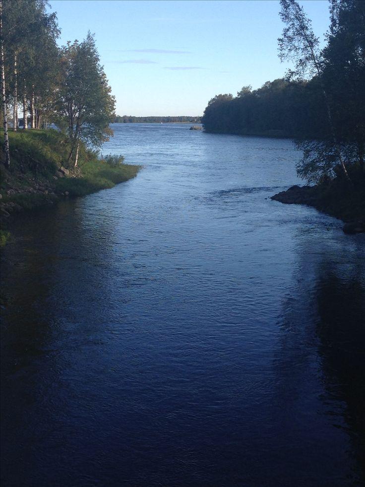 River Tornio, Finland