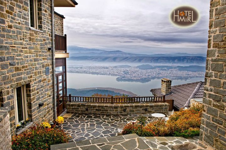 ioannina greece | MIR Hotel - Ioannina Greece | V&A Giotopoulos Studio Photography