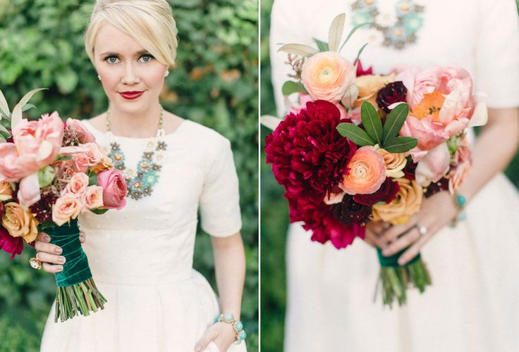 A Mod Hipster Wedding in Los Angeles - Destination Wedding Photographer Serving Orange County, Los Angeles, New York
