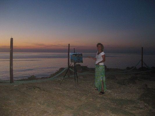 Painting - Sunrise