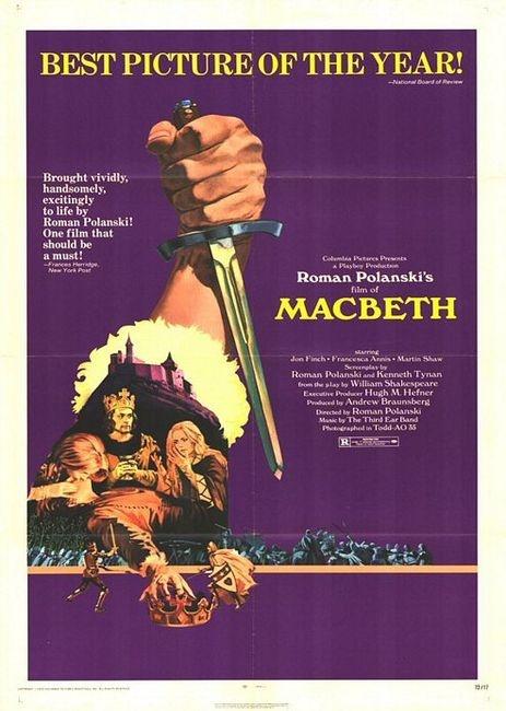 Poster of Macbeth 1971