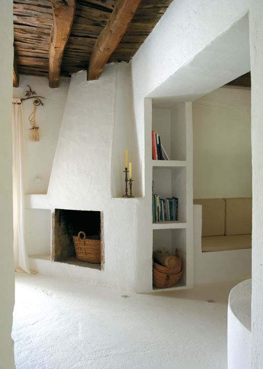 Las 25 mejores ideas sobre chimenea esquina en pinterest - Chimeneas en esquina ...