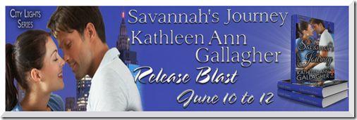 Savannah's Journey Release Blitz
