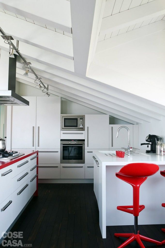 oltre 25 fantastiche idee su mobili da cucina bianchi su pinterest ... - Errebi Cucine