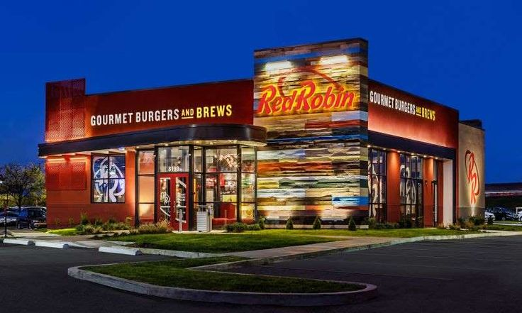 Fans of Red Robin's burgers should rejoice: The restaurant chain recently announced that it would de... - Cbraccialini / Wikipedia
