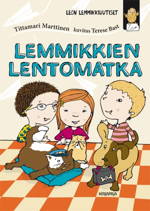 A story of a group of friends and their pets  #pets #friendship #bookcover #cat #dog #teresebast