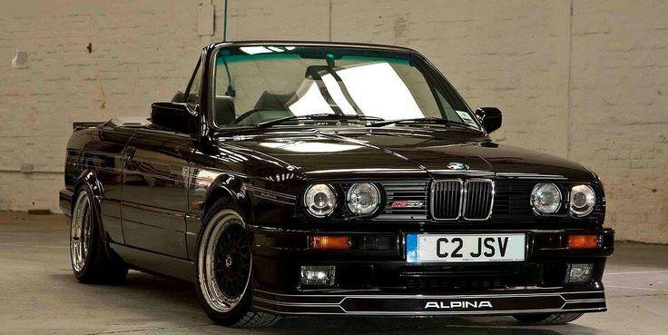 E30 Alpina Cabriolet