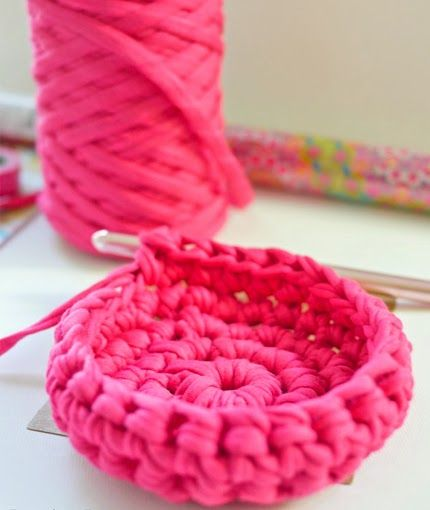 Free Crochet Bowl Pattern