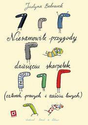 ksiazka tytuł: Niesamowite przygody dziesięciu skarpetek autor: Bednarek Justyna