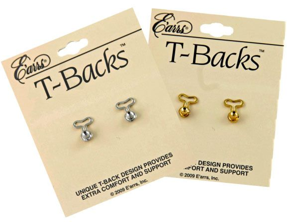 T Backs The Ilizer Replacement Earring For Earrings Ideal All Pierced Unique Back Design Provides Ext