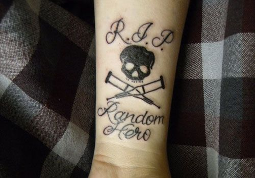 25 best ideas about rip tattoo on pinterest memorial for Rip tattoos on wrist