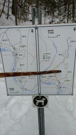 New Bonshaw trails