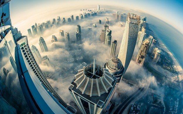 19 Coisas Que Só Poderiam Acontecer Em Dubai