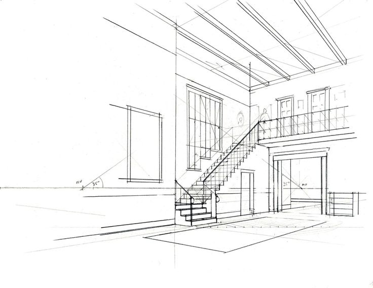 Exellent Architecture Design Drawing Sketch Inspiration