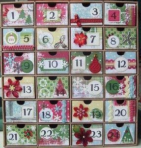 Adventní kalendář :)