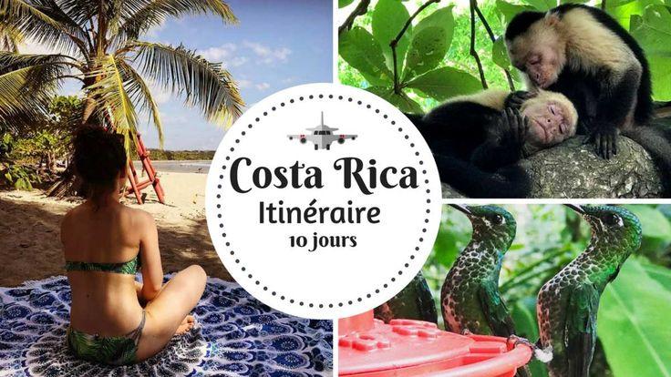Costa Rica - Entre Terre et Pacifique