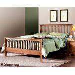 Atlantique Double Bed – Antique Glow