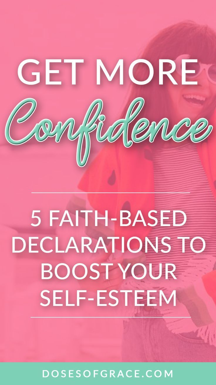 Get more confidence | Blog posts for Christian women | biblical declarations | power of prayer | self esteem | scriptures about confidence | scriptures on self esteem | christian women #christianity #faith