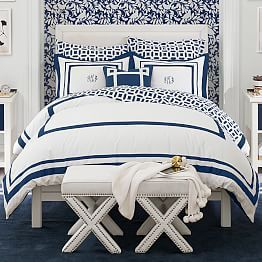 Suite Organic Duvet Cover + Sham                                                                                                                                                                                 More