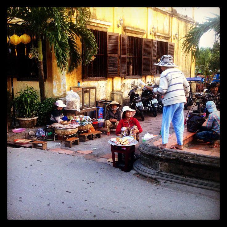 Hoi An street food