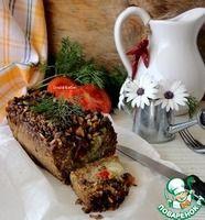 Рецепт Хлебец из чечевицы с цветной капустой