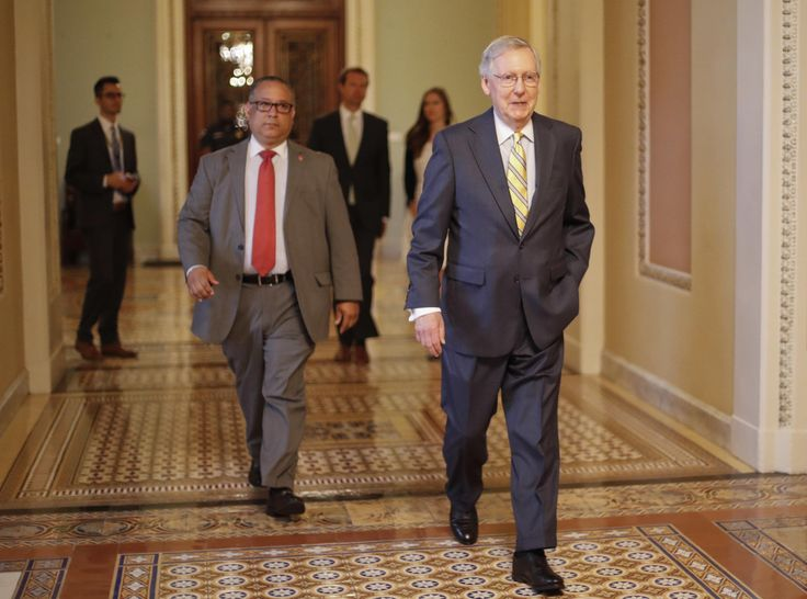 Senate Republican leaders released a revised Obamacare replacement bill Thursday that retains some of the 2010 law's taxes to blunt premium costs but rolls the dice with Sen. Ted Cruz's plan to let insurers offer skimpier health plans to Americans who want them.