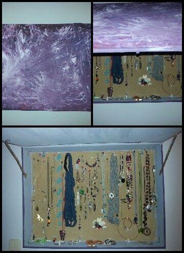 Jewelery-painting box