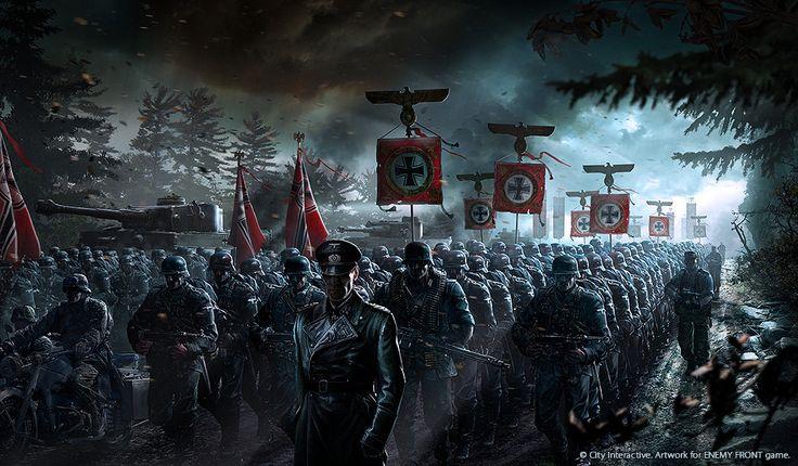 Enemy Front game artwork