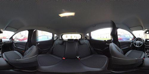 Fiesta Titanium 5-door - Angus Farquhar