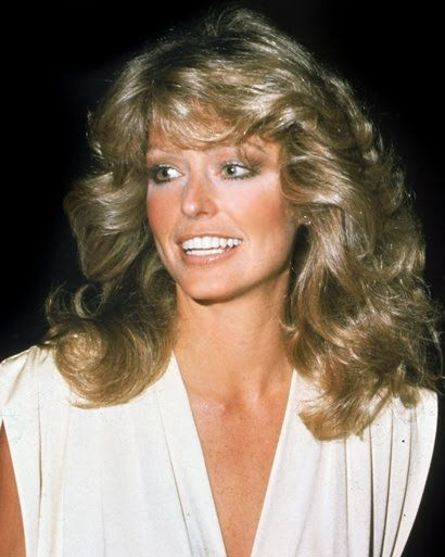 70s hair style 17 best images about farrah fawcett on 1977