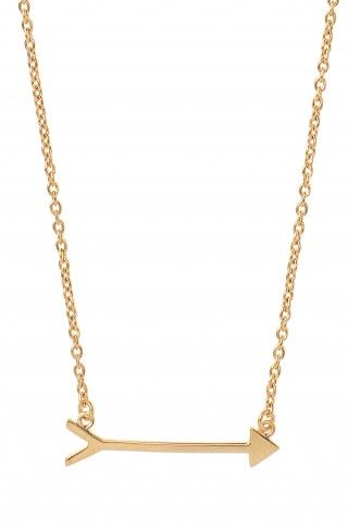 On the Mark necklace