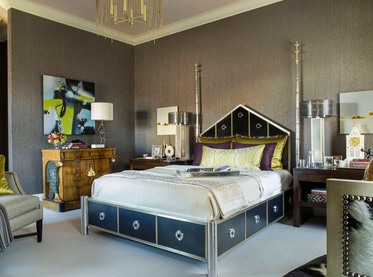 Art Deco Bedroom 10 Hot Trends For Adding Into Your Interiors InteriorsModern InteriorsDecor