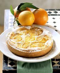 Orientalischer Orangenkuchen