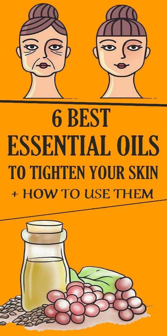 #Hautpflege-Rezepte-6 beste ätherische Öle, um Ihre Haut zu straffen – # Äthe…