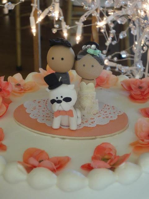 #Wedding #Cake Topper #deeconstructed #pitbull #whiskuponastar